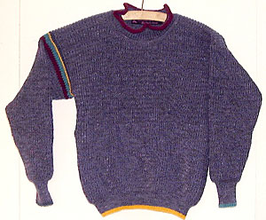 Pullover in Patent